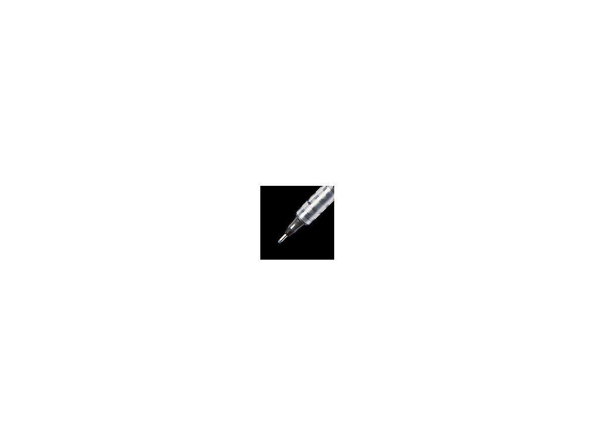 Schwarz 0,10/mm rOtring 1904750 Tikky-Grafik-Faserschreiber